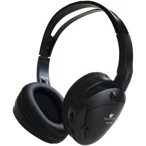 PLANET AUDIO(R) PHP32 Dual-Channel IR Wireless Headphones