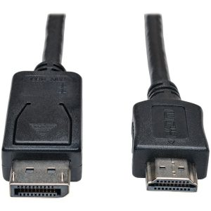 Tripp Lite P582-006 DisplayPort to HDMI Adapter Cable