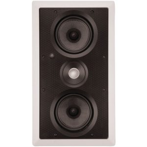 "ArchiTech PS-525 LCRS Dual 5.25"" LCR In-Wall Speaker"