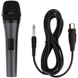 Karaoke USA M189 Professional Dynamic Microphone
