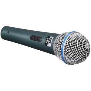 QFX M-158 Professional Dynamic Microphone