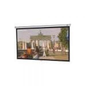 Da-Lite Model B 717068006904 36461 50 x 80 inches Manual Projection Screen - 94-inch Diagonal - Matte White
