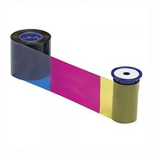 Datacard Cmykp Color Pigment Ribbon For CR8XX CE8XX Printers 513382-201