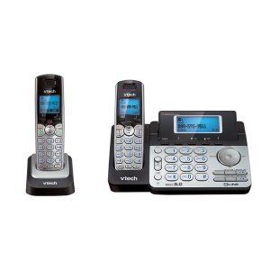 VTech 815825013780 DECT 6.0 2LN CRDLS PHN