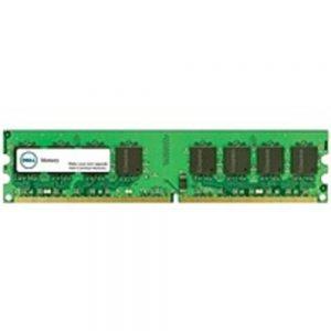 Dell 16GB DDR4 SDRAM Memory Module - 16 GB (1 x 16 GB) - DDR4-2666/PC4-21333 DDR4 SDRAM - 1.20 V - ECC - Unbuffered - 288-pin - DIMM