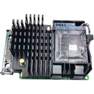 Dell 5FMY4 H740p PERC Mini Mono SAS RAID Controller - 8 GB Cache Memory - 12 Gbps - Battery Included