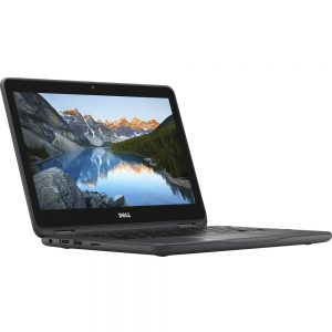 Dell Inspiron 11 3000 3185 I3185-A784GRY-PUS 2-in-1 Notebook PC - AMD A9-9420E 1.8 GHz Dual-Core Processor - 4 GB DDR4 SDRAM - 500 GB Hard Drive - 11.6-inch Touchscreen Display - Windows 10 Home 64-bit