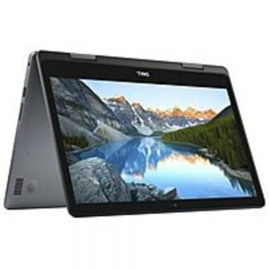 Dell Inspiron 14 I5481-3236GRY-PUS Laptop PC - Intel Core i3-8145U 2.10GHz Max Turbo 3.90 GHz Dual-Core Processor - 4 GB DDR4 RAM - 128 GB SSD - 14-inch Touchscreen Display - Windows 10 Home S-Mode 64-bit Edition
