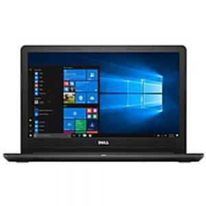 Dell Inspiron 15 3000 Series I3576-5511BLK-PUS Laptop PC - Intel Core i5-8250U 1.6 GHz Quad-Core Processor - 8 GB DDR4 SDRAM - 1 TB Hard Drive - 15.6-inch Display - Windows 10 Home 64-bit - Black