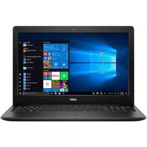 Dell Inspiron I3583-3919BLK-PUS 15.6 Inch Touch Screen Laptop - Intel Core I3 8145U - 8 GB RAM - 256 GB Solid State Drive - 2.10 GHZ - Windows 10 Home 64-bit Edition - Black