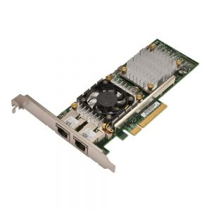 Dell NetXtreme II BCM957810A1008G QLogic 57810 Dual Port PCI-E Network Adapter 540-BBGU