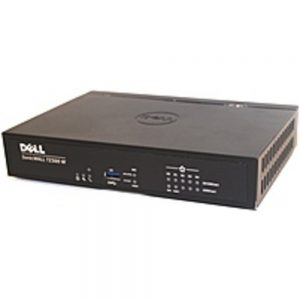 Dell SonicWALL 01-SSC-0578 TZ300 Wireless-AC Security Appliance - 5 Ports - 1 GB RAM - 2.4/5 GHz Band