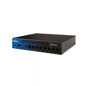 Digium G800 8-Ports T-1/E-1 VoIP Gateway 1GA800F