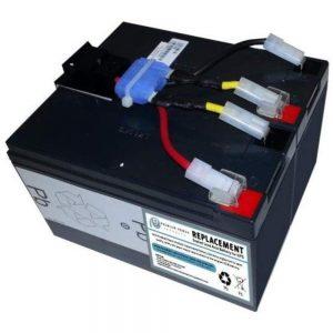 E-Replacements SLA48-ER Battery For APC RBC48