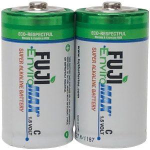 FUJI ENVIROMAX 4200BP2 EnviroMax C Super Alkaline Batteries