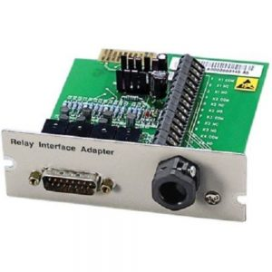 Eaton 103003055 Powerware Industrial Relay and Display X-Slot Drive Card