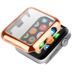 End Scene 5031300092223 Bumper for 1.5-inch Apple Watch - Rose Gold