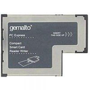 Envoy Data HWP114310 Gemalto GemPC Express Plug-in Module Smart Card Reader/Writer