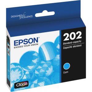 Epson DURABrite Ultra Ink Cartridge - Cyan - Inkjet - 1 Each