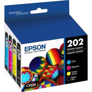 Epson DURABrite Ultra Ink Cartridge - Cyan