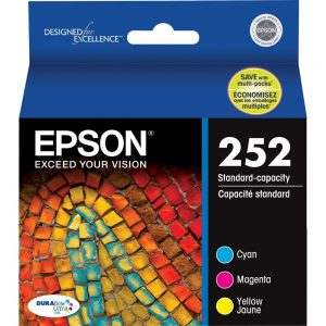 Epson DURABrite Ultra T252520 Ink Cartridge - Yellow
