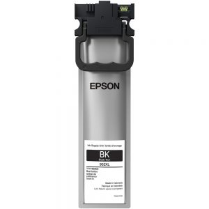 Epson DURABrite Ultra T902XL Ink Cartridge - Black - Inkjet - Ultra High Yield