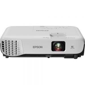 Epson VS250 LCD Projector - 4:3 - 800 x 600 - Rear