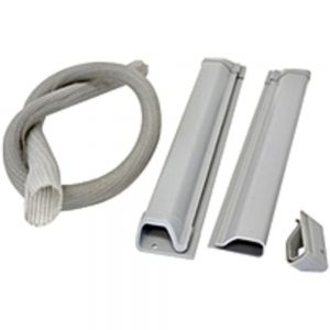 Ergotron 97-563-057 Cable Management Kit - Gray