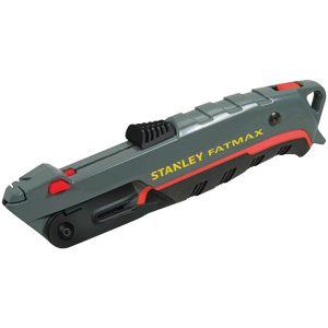 """STANLEY FMHT10242 6 3/5"""" FATMAX Safety Knife"""