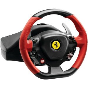 Thrustmaster 4460105 Ferrari 458 Spider Racing Wheel for Xbox One