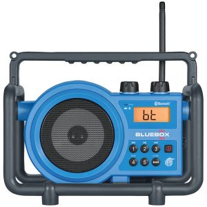 Sangean BB-100 BlueBox AM/FM Ultra-Rugged Digital Receiver with Bluetooth