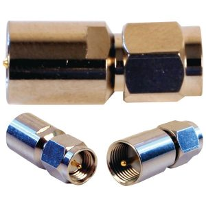 Wilson Electronics 971119 FME-Male to SMA-Male Connector