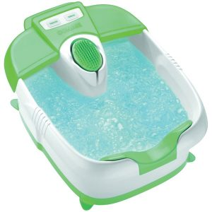 Conair FB30 Massaging Foot Spa with Bubbles