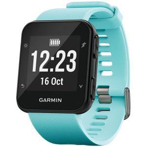 Garmin 010-01689-02 Forerunner 35 GPS-Enabled Running Watch (Frost Blue)