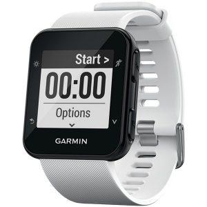 Garmin 010-01689-03 Forerunner 35 GPS-Enabled Running Watch (White)