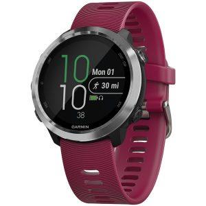 Garmin 010-01863-21 Forerunner 645 GPS Running Watch with Music (Cerise)