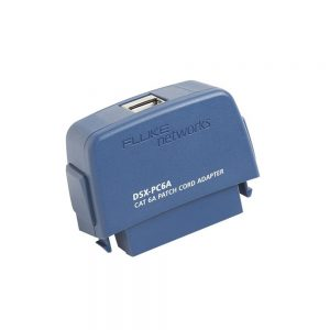 Fluke Networks Dsx Cat-6A RJ45 Adapter DSX-PC6A