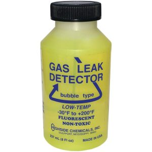 Highside Chemicals 23008 Mid-Temp Gas Leak Detector (8oz)