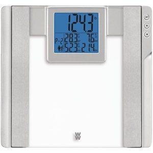 Weight Watchers by Conair WW721F Glass Body Analysis Scale