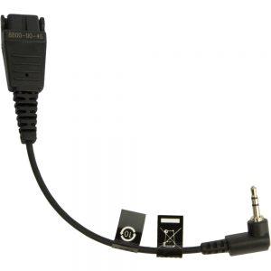 GN 8800-00-46 Stereo Audio Cable - Quick Disconnect Audio - Sub-mini phone Audio