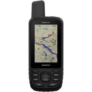 Garmin 010-01918-10 GPSMAP 66st Multisatellite Handheld with Sensors & TOPO Maps