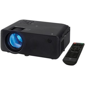 GPX PJ609B Mini Projector with Bluetooth