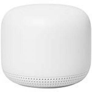 Google GA00823-US Nest IEEE 802.11ac Ethernet Wireless Router - 2.40 GHz ISM Band - 5 GHz UNII Band - 275 MB/s Wireless Speed - 1 x Network Port - 1 x Broadband Port - Gigabit Ethernet - Desktop