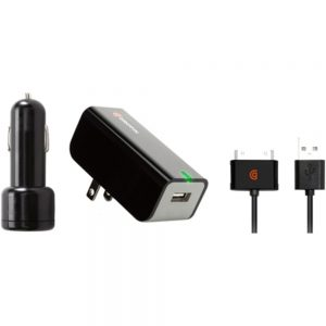 Griffin PowerDuo NA23093 Auto/AC Adapter - 12 V DC