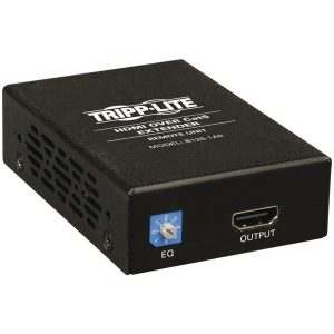 Tripp Lite B126-1A0 HDMI Over CAT-5 Active Extender Remote Unit