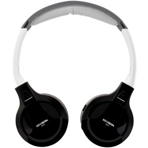XOVision IR630BL Universal IR Wireless Foldable Headphones (Black)