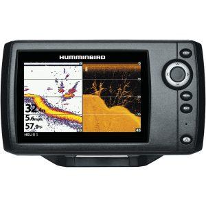 Humminbird 410200-1 HELIX 5 DI G2 Fishfinder