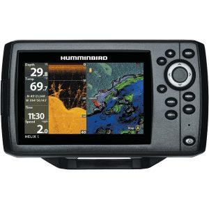 Humminbird 410220-1 HELIX 5 CHIRP DI GPS G2 Fishfinder