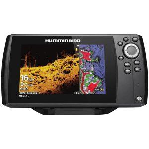 Humminbird 410940-1 HELIX 7 CHIRP MEGA DI GPS G3 Fishfinder