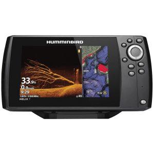 Humminbird 411070-1 HELIX 7 CHIRP MEGA DI GPS G3N Fishfinder